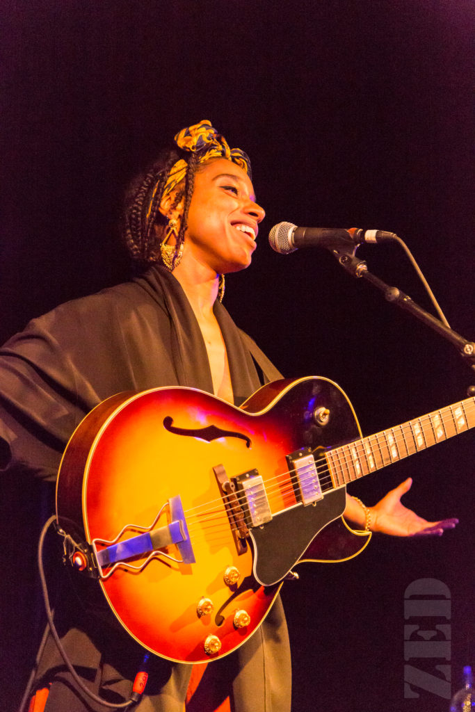 Lianne La Havas Tuning Fork December 2 2016the 13th Floor The