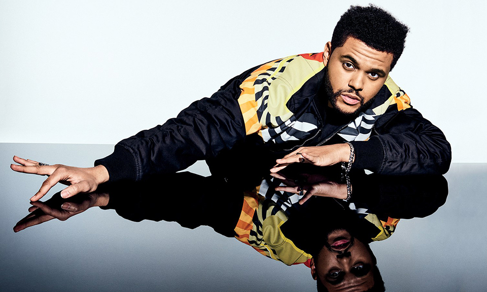 The weeknd announces starboy legend of the fall 2017 for 13 floor myth