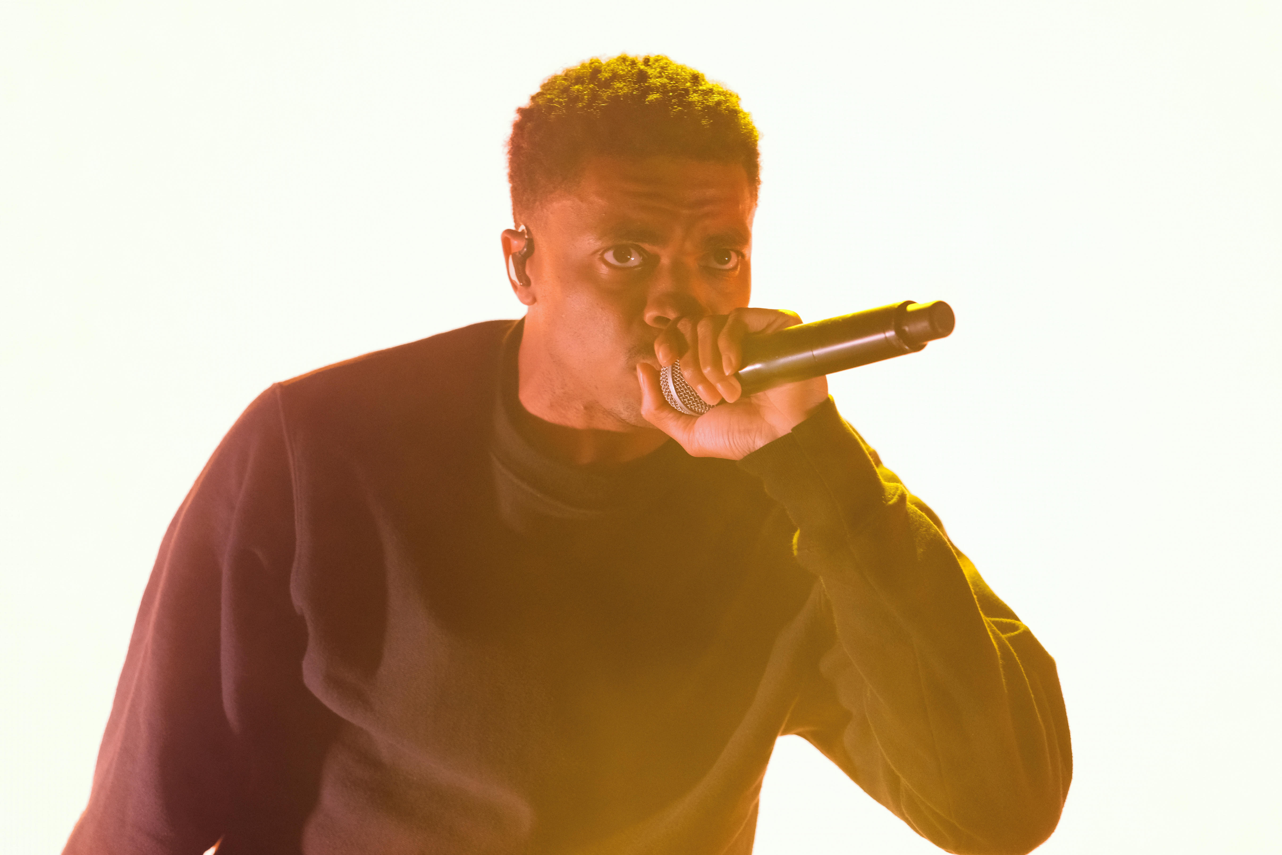 Vince Staples - The Studio January 13, 2018 | The 13th Floor