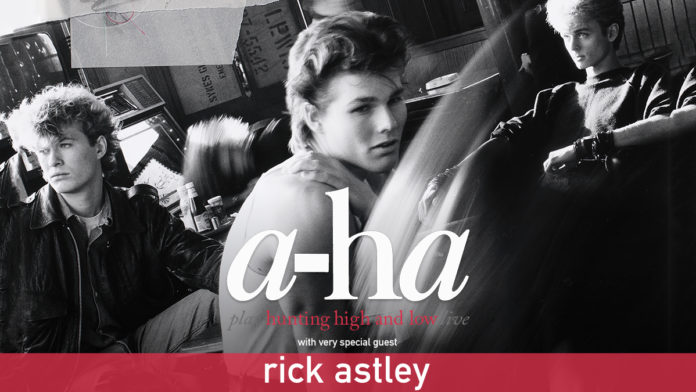 a-ha First NZ Tour Ever | Playing 'Hunting High And Low' In Full In