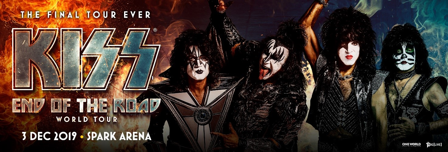 kiss australian tour - photo #13